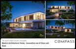 Printable PDF flyer of Palisades Modern. Basic Postcard