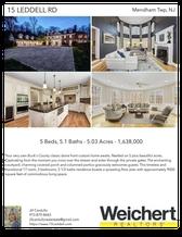 Printable PDF flyer of 15 Leddell Rd. 4 Photos & Short Description