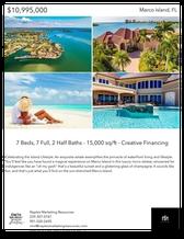 Printable PDF flyer of Island Living is a Lifestyle, 1559 Barfield Court. 4 Photos & Short Description