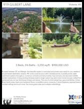 Printable PDF flyer of Cricket's Cove Farm & Forge. 4 Photos & Short Description