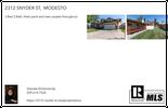 Printable PDF flyer of 2312 Snyder St. Basic Postcard